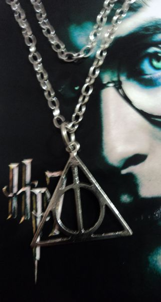 03 colares  COLAR HARRY POTTER